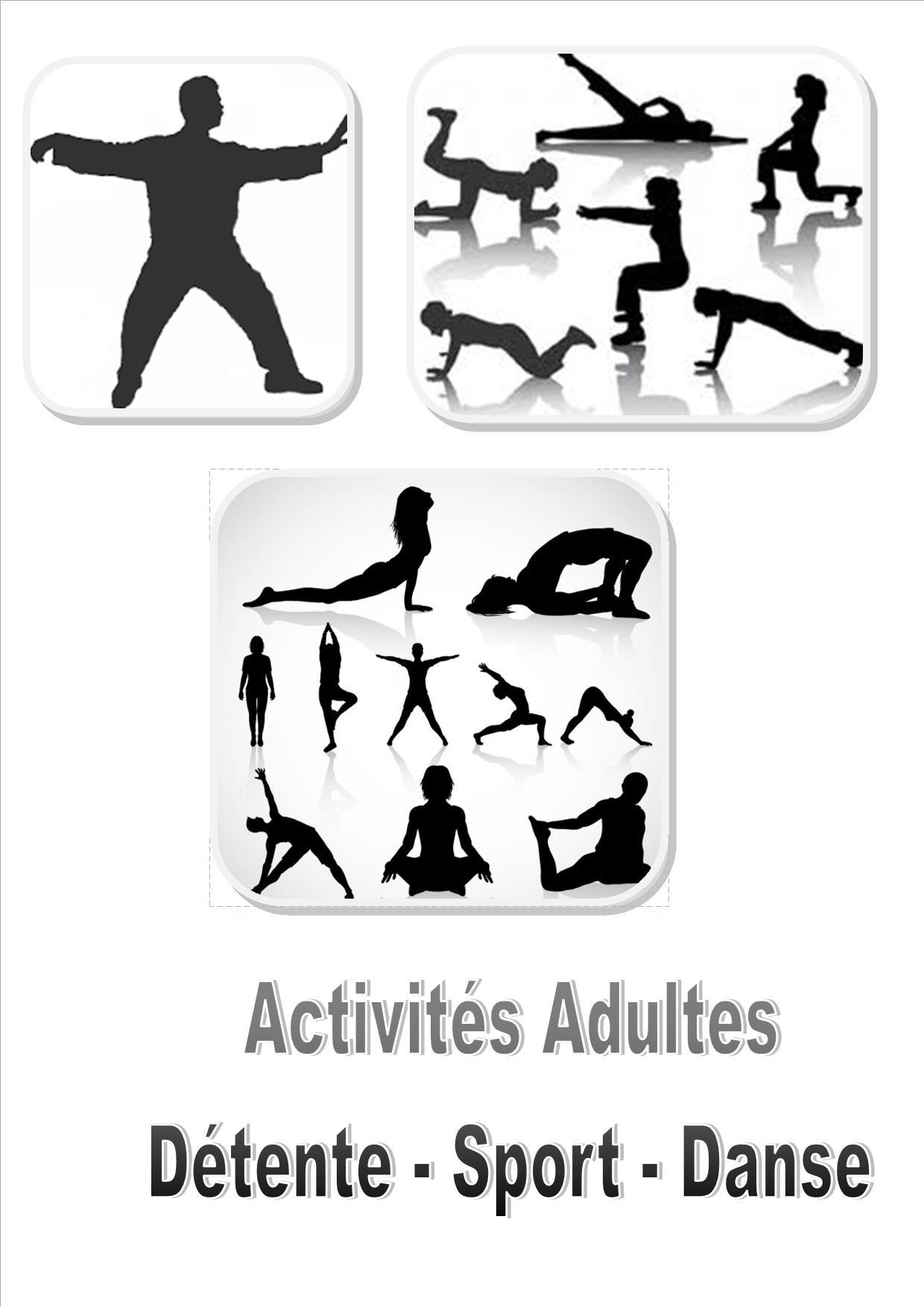 site accueil adultes sport