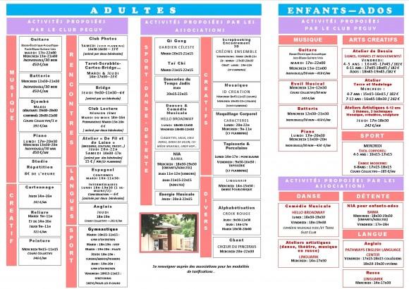 programme rentrée 2016-2017,2