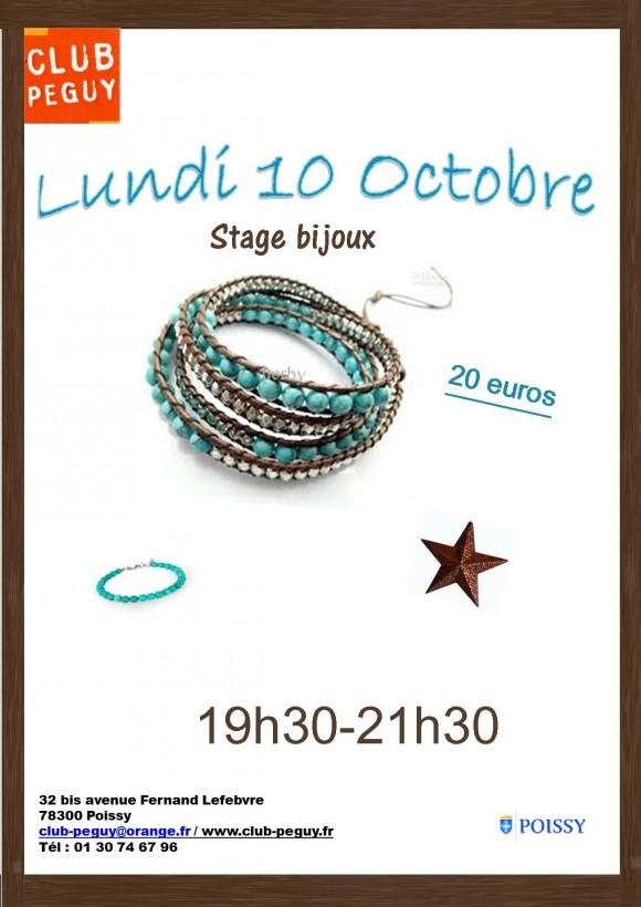 stage bijoux octobre 2016