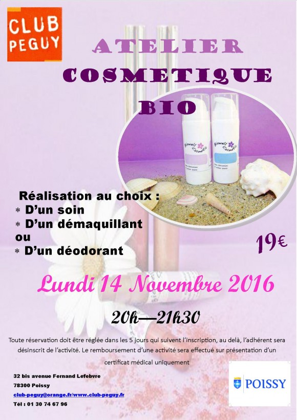 stage cosmetique 2016