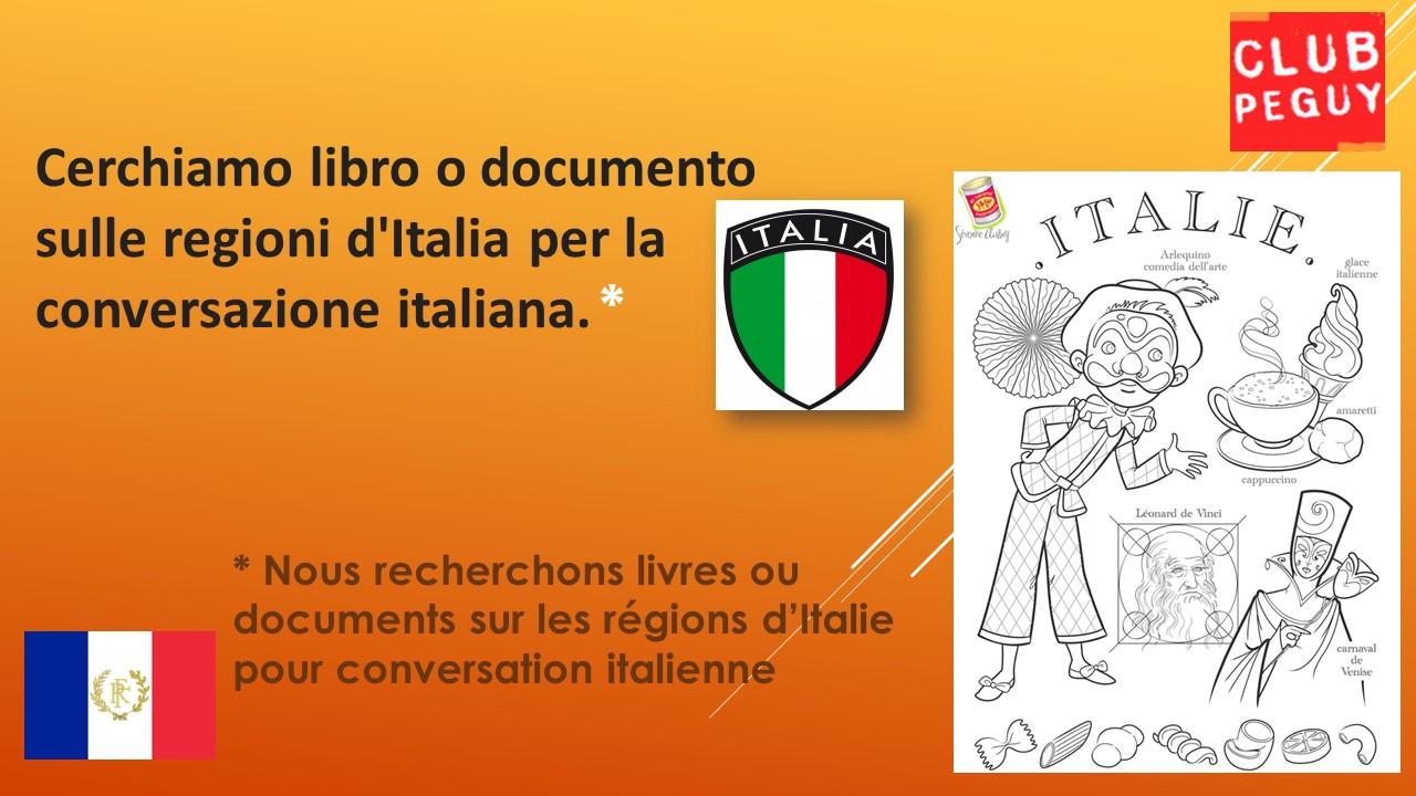 conversation italienne 2