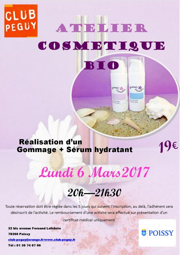 stage cosmetique 2017
