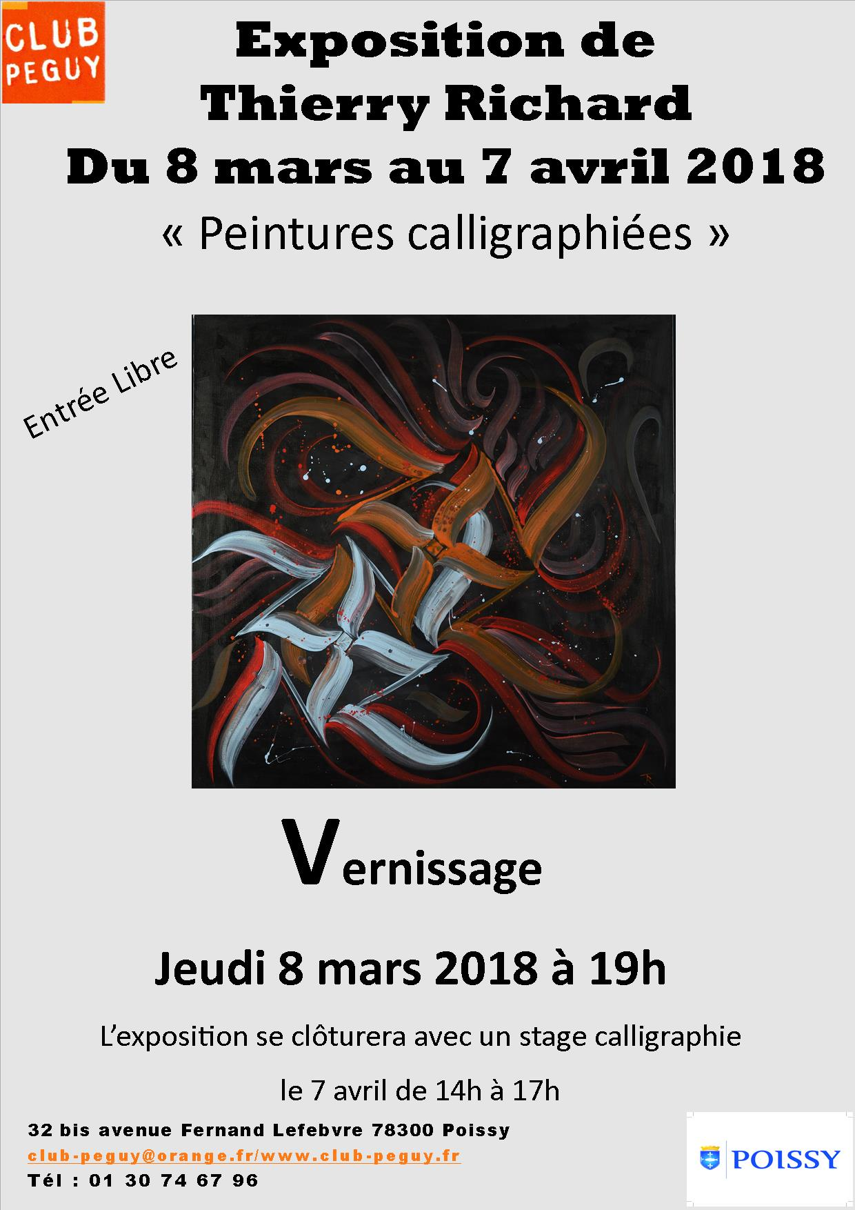 exposition calligraphie 4