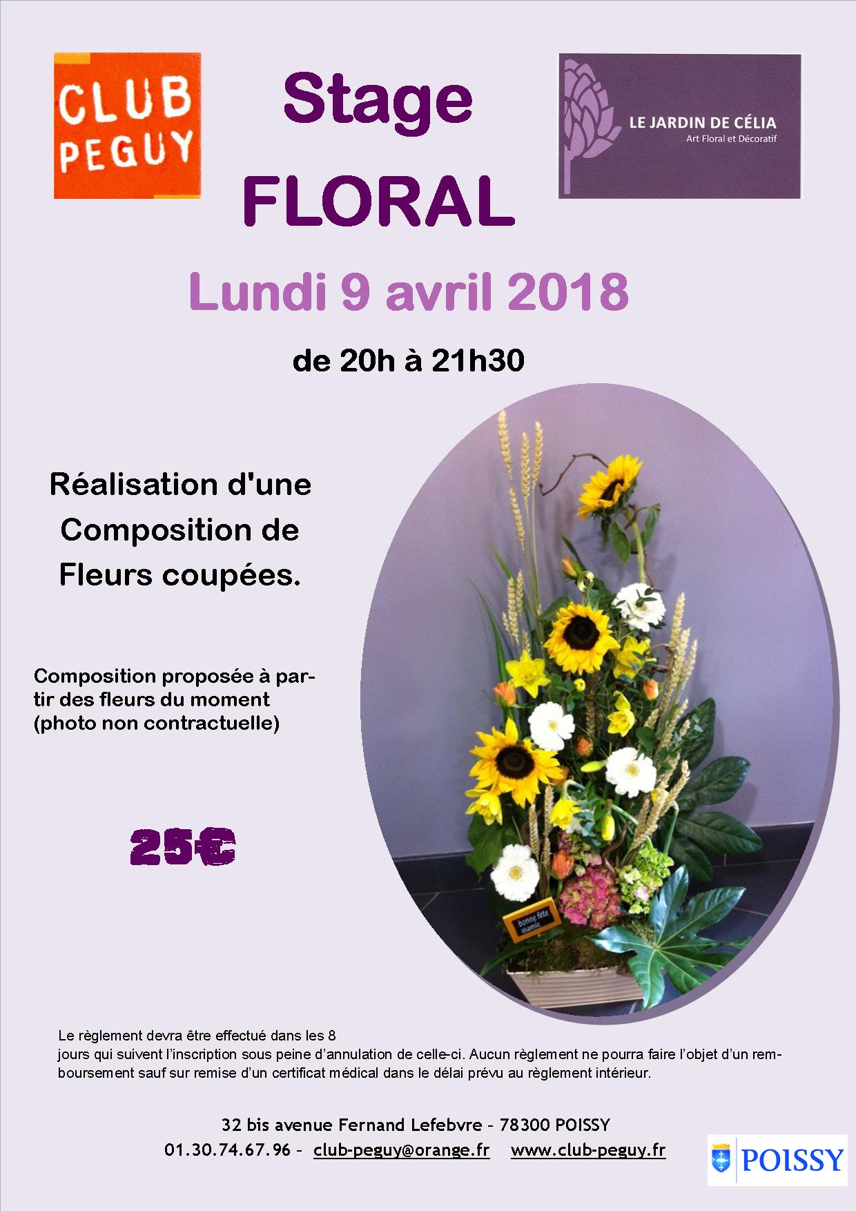 stage-floral avril 2018